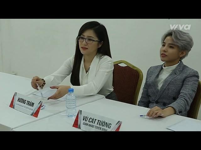 Vũ Cát Tường, Hương Tràm và tình huống casting Giọng Hát Việt 2018