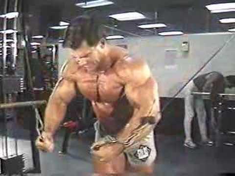 Jim Quinn Chest Workout