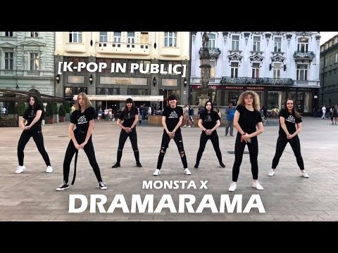 [K-pop in Public Challenge] MONSTA X - DRAMARAMA by Omega Ace
