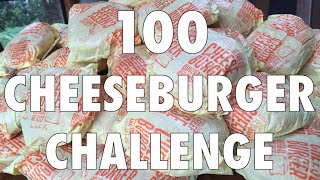 McDonald's Eating Challenge