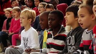 Inauguração Escola Ubuntu