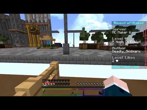 Minecraft tuto construction d 39 une petite maison moder for Maison moderne 7x7