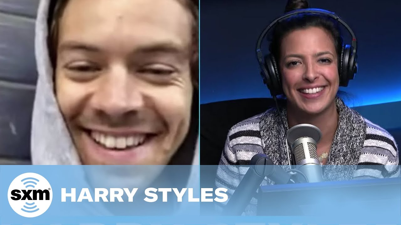 Harry Styles on 'Adore You', SNL, and Being Naked on the Vinyl of 'Fine Line'