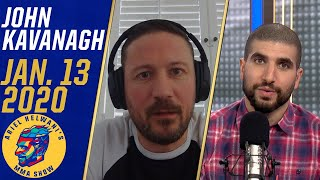 John Kavanagh: Conor McGregor found his new reason to fight | Ariel Helwani's MMA Show