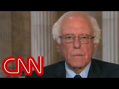 Bernie Sanders responds to Anthony Kennedy's retirement