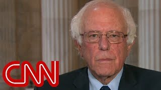 Bernie Sanders responds to Anthony Kennedy