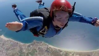 Check out jump,  Skydive Algarve Portugal