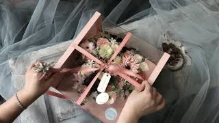 화이트데이 꽃배달 하트…