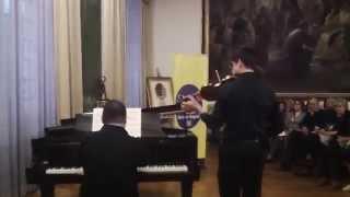 Concorso Jacopo Napoli 2015  - serata finale