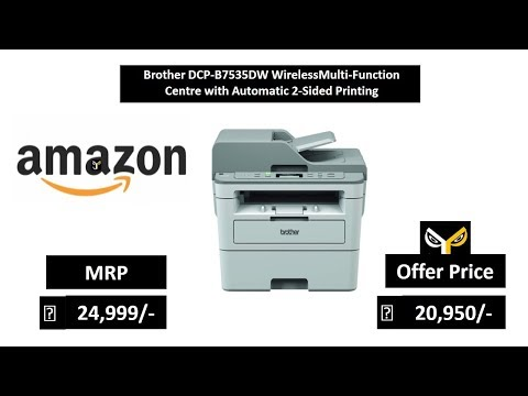 BROTHER DCP-B7535DW DRIVER DOWNLOAD FREE