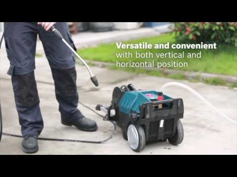 Bosch GHP 5 75X Professional High Pressure Washer - Product Overview