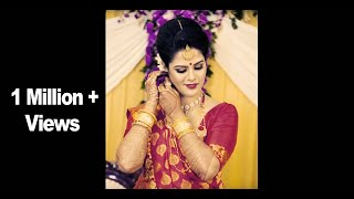 Bridal Makeover by Jitu Barman