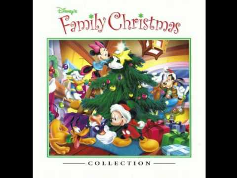 The Disney Holiday Chorus We Wish You A Merry Christmas