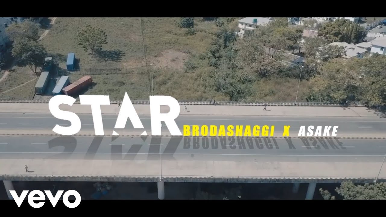 Broda Shaggi - Star (Official Video) ft. Asake