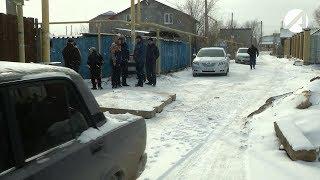 В одном из садовых товариществ Астраханской области коммунальный конфликт