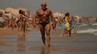 Old man, mature daddy, mature daddy fitness, Manuel Valbuena , older bodybuilders