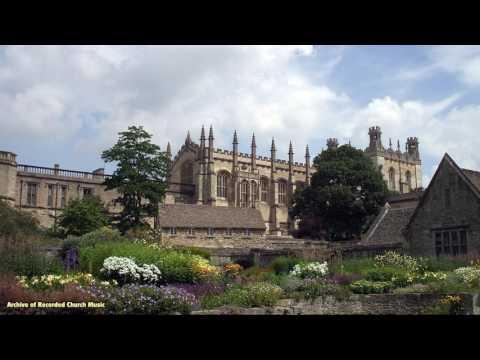 BBC Choral Evensong: Christ Church Cathedral Oxford 1976 (Simon Preston)