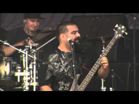 NERVECELL  Vicious Circle Of Bloodshed Live at Summer Breeze Festival 2011