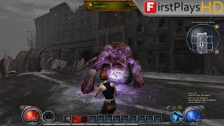 Hellgate London (2007) - PC Gameplay / Win 10