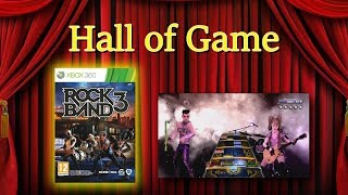 Hall of Game #12 - Rock Band 3