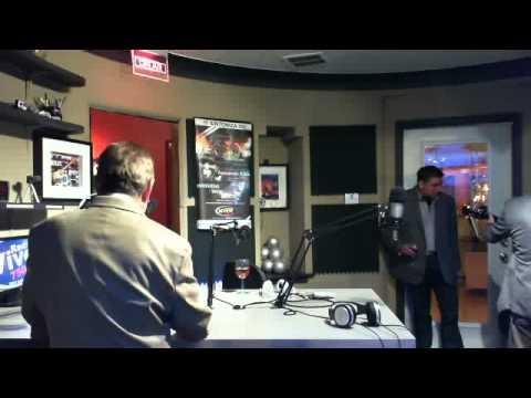 Trio los primos de mexico  (Radio Vive) Entrevista cuba...