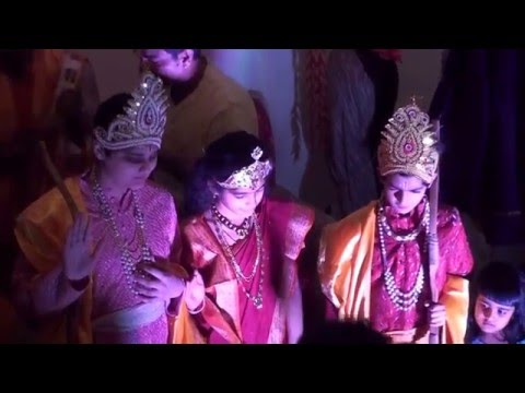 Prabhu Ram Leela Act in Shanghai, China 17-Apr-2016 Part II