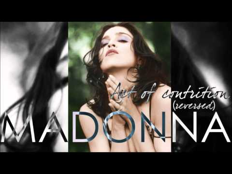 Madonna - Act Of Contrition (Reversed)