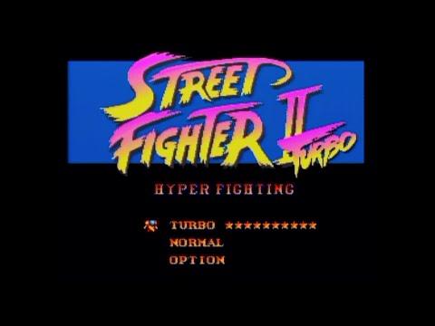Street Fighter Ii Turbo Snes More Turbo Code Youtube