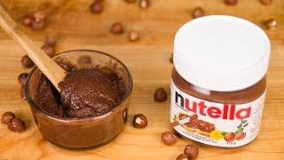 Homemade Nutella: How To Make Nutella Recipe From Cookies Cupcakes And Cardio