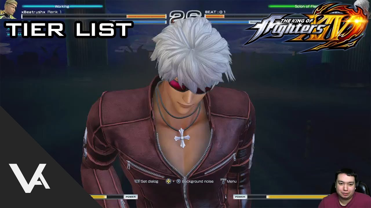 The King Of Fighters Xiv 14 Good Starting Characters To Learn Tier List Youtube