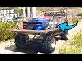 Stealing a TOP SECRET Police Supercar!! (GTA 5 Mods - Evade Gameplay)