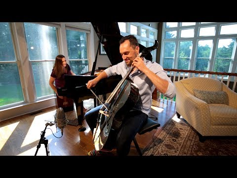 Despacito - Luis Fonsi (Cello + Piano Cover by Brooklyn Duo)