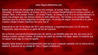 Chalino Sanchez - Filemon Felix - Grabacion Original con Los 4 de La Frontera