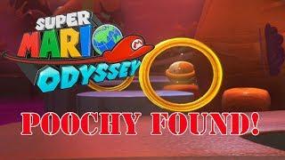 Poochy in Super Mario Odyssey? *SPOILERS*
