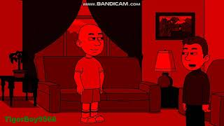 Caillou Gets Grounded Intro