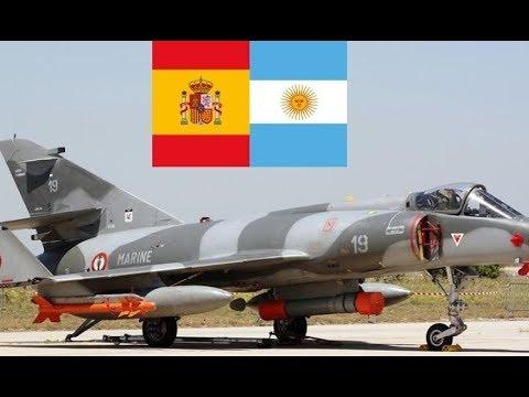 Españoles Responden A Panzerargentino (SUEs)