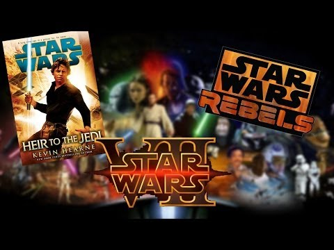 LucasFilm Reveals Star Wars Expanded Universe Plans