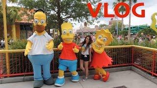 Vlog - Aeropuerto y Disney día 1