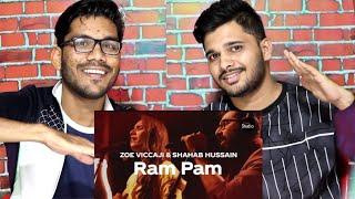 Indian Reaction On Coke Studio Season 12 Ram Pam Zoe Viccaji Shahab Hussain