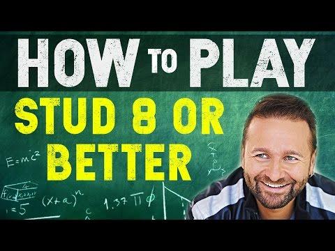 How To Play 7 Card Stud Hi-Lo