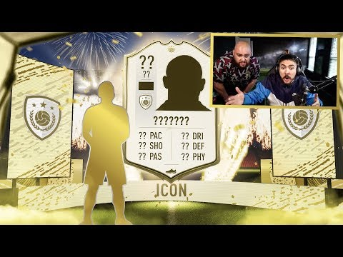 25 ICON PACKS!! OMGGG THE PACK LUCK!! FIFA 20