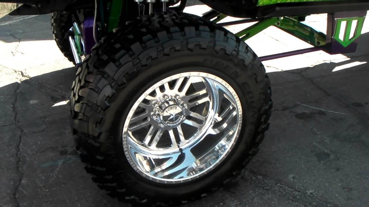 Dubsandtires Com Chevy Silverado Review 22 American Force Wheels
