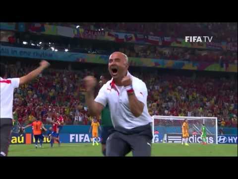 DAR UM JEITO-SANTANA Y ALEXANDRE /MUNDIAL BRASIL 2014 FIFA WORL CUP