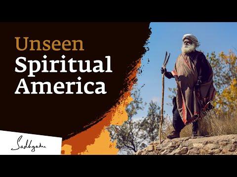 Spiritual America As Never Seen Before