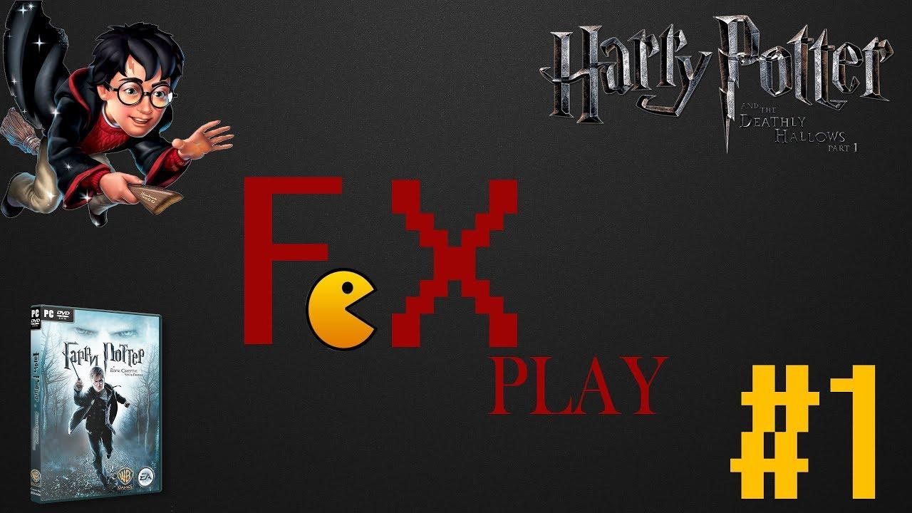 FoX Play Гарри Поттер и Дары Смерти: Часть Первая - YouTube