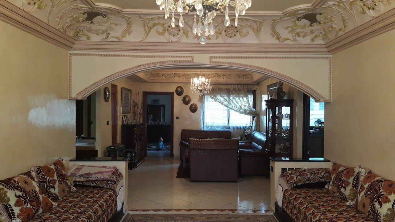 a vendre appartement 3 chambres 123 m sidi ma rouf casablanca youtube. Black Bedroom Furniture Sets. Home Design Ideas