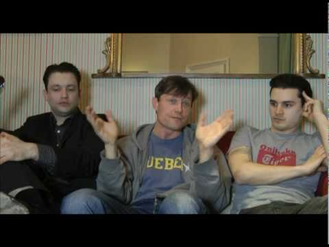 Cast Interview - Million Dollar Quartet - Noel Coward Theatre
