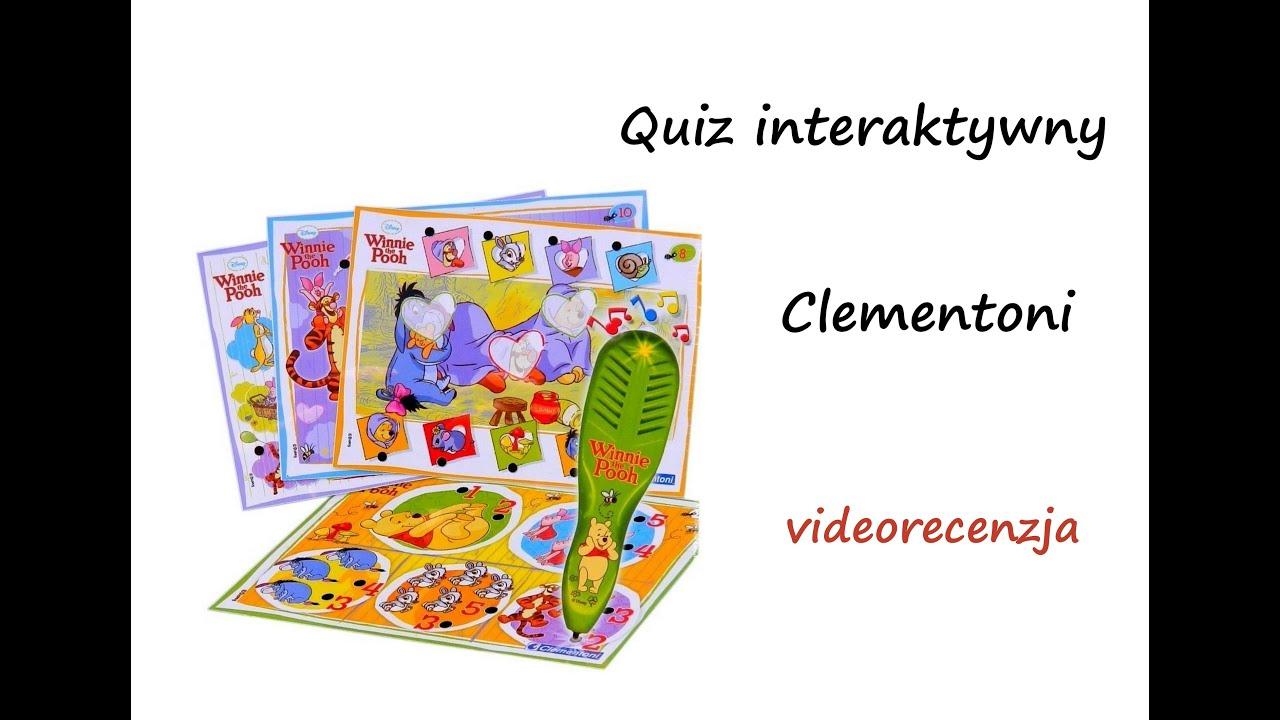 fdb478011181 Quiz Clementoni - videorecenzja - YouTube