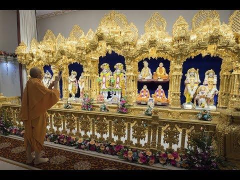 Guruhari Darshan 13 October 2017, Leicester, UK