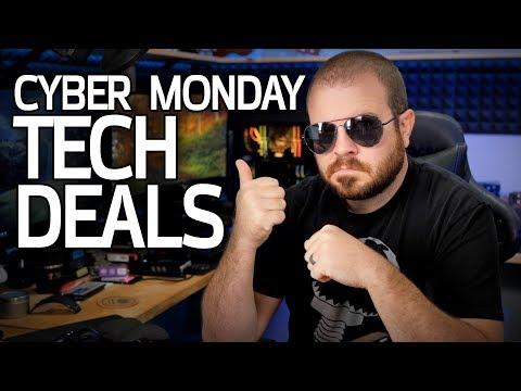 Cyber Monday Tech Deals!!